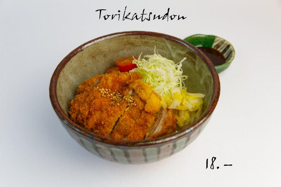 Torikatsudon